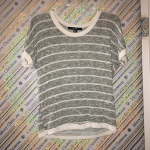 F21 Striped Top